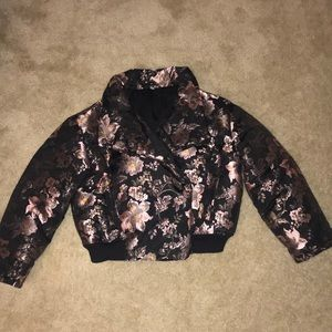 Free people puffer jacket